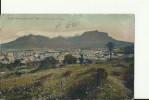 SOAF4   --  CAPE TOWN  --  TABLE MOUNTAINWITH TABLE CLOTH  --  1920 - Südafrika