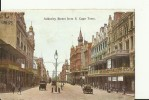 SOAF6   --  CAPE TOWN  --  ADDERLEY STREET , OLDTIMER  --  1925 - Südafrika