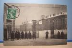 BACCARAT   --- Les Casernes Du 20 E Bataillon De Chasseur à Pied  Sous La Neige - Baccarat