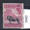 Ostafrikanische Gemeinschaft, Mi. 100 O - Felini