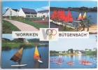 Cpsm Belgique BUTGENBACH Sport Und Touristikzentrum WORRIKEN Centre Des Sports - Butgenbach - Buetgenbach