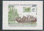 POLYNESIE - BLOCS YVERT N° 15 ** - COTE = 17 EUROS - - Blocs-feuillets