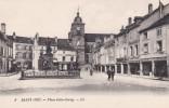 3M - 88 - Saint-Dié - Vosges - Place Jules-Ferry - LL. N° 9 - Saint Die