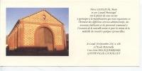 Gonneville La Mallet : La Halle Aux Blés - Voeux Hervé Lepileur Maire & Conseil Municipal - Otros Municipios
