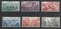 Camerún. 1946_Tchad Au Rhin. - Nuevos