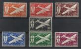 Camerún. 1942_Correo Aéreo. - Nuevos
