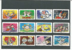 FRANCE 2014 SERIE COMPLETE OBL. - VOEUX - ACHAT IMMEDIAT - Used Stamps