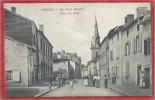 57 - DIEUZE - Rue Du Prel - Cachet LANGENBERG - Dieuze