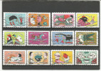 FRANCE SERIE COMPLETE OBL. - DICTONS  - ACHAT IMMEDIAT - France