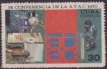 1970.4 CUBA 1970. Ed.1796. CONFERENCIA DE A.T.A.C. CONFERENCIA DE TECNICOS DEL AZUCAR. MNH - Cuba