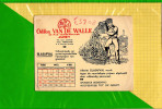 BUVARD & Blotting Paper  :  Recyclage Odilon VANDE WALLE JUMET - Buvards, Protège-cahiers Illustrés
