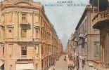 Pays Divers- Egypte -egypt -ref E702- Alexandrie - Rue Cherif Pacha  - Carte Bon Etat - - Alexandria