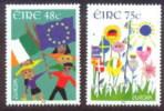 2006 - IRLANDA / IRELAND - EUROPA CEPT - L´INTEGRAZIONE / INTEGRATION. MNH. - 2006