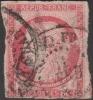 Colonies Générales 1871 Y&T 21. Cérès 80 C Rose. Oblitération Paquebot, Guadeloupe - Ceres