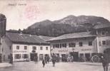 CAPORETTO-ORA SLOVENIA-PIAZZA DI CAPORETTO-VG 12/1/1916-UFFICIO POSTA MILITARE-SEZIONE SANITA'-IV CORPO ORIGINALE 100% - - Italia