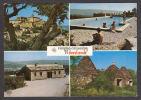 60263/ GORDES, Camping *Roverlande*, 2 Scans - Gordes