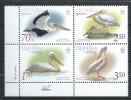 Ukraine 2007 WWF - Pelican.Birds.Mi - 897 / 900.MNH - Ukraine