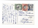 UGANDA TANGANYIKA KENYA 1946 Carte Illustrée RAILWAY STATION (gare) DAR-ES-SALAAM Pour La Suisse Vevey - Kenya, Uganda & Tanganyika