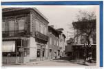 REALMONT-rue Victor Hugo-café Moderne+station Essence AZUR-+   Années 30-40-édition APA - Realmont