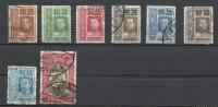 Siam. 1912_Rey Vajiravudh - Siam