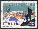 Italy SG1320 1972 Centenary Of Tridentine Alpinists Society 50l Good/fine Used - Stamps