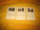 LOT DE 3 CARTES POSTALES ANCIENNES NON CIRCULEES DATE ?. / PARIS-BIJOU. / PALAIS DU LUXEMBOURG, LE PALAIS DU LOUVRE, PAR - Francia