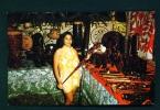 TAHITI  -  Papeete  Polynesian Crafts  Unused Postcard As Scan - Tahiti