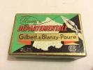 Boite NEUVE De 144 Plumes Départementales Cémentée N° 2552 25 52 Gilbert & Blanzy Poure Plume à Encre Encrier - Plumes