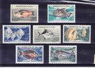 MALI 1959, SG 3/9 * MH, POISSON, FISH .  (6N29) - Peces