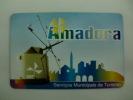 Câmara Municipal Da Amadora Portugal Portuguese Pocket Calendar 2002 - Calendarios