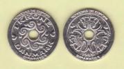 """DINAMARCA 1 Corona 1.995  KM#873 Colección """"MONEDAS DE EUROPA""""  SC/UNC  Réplica  T-DL-11.489 - Denmark"""