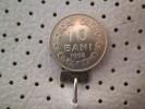 ROMANIA 10 Bani 1955 # 4 - Romania