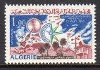 ALGERIA - 1966 WORLD METEOROLOGICAL DAY STAMP SG 458 FINE MNH ** - Astrology