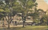 Middlebury Inn - Vermont - Old Cars - L.G. Treadway Service - Etats-Unis