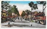 Sud Vietnam - Saïgon - Bd Boulevard Kitchener Vers Câuônglành - Edition P.C. Paris - Carte Colorisée - Viêt-Nam