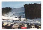 88 La Bresse Vers Gérardmer Centre Ski Chitelet Hohneck Piste De Vologne En 1970 Citroën DS Austin Mini - Gerardmer