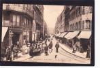 Old Card Of La Rue Thiers,Boulogne-sur-Mer,Pas-de-Calais. France,Posted With Stamp,J19. - Nord-Pas-de-Calais