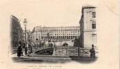 RENNES - Vue Du Réseau De L'ouest  - Caserne St Georges - Rennes