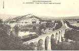 04 SISTERON TRAIN VIADUC BUECH LIGNE DE GRENOBLE SPLENDIDE - Sisteron