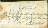 POSTHISTORIE * BRIEFOMSLAG Uit 1858 Van ZUTPHEN Aan G. Van HEECKEREN De KELL Frères Moraves NEUWIED Via EMMERICH (10.316 - Nederland