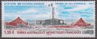 Antarctic.T.A.A.F.2014.Station Tromelin.MNH.22280 - Zonder Classificatie