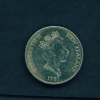 NEW ZEALAND  -  1987  10c  Circulated Coin - New Zealand
