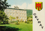 """1973  Ceyrat """" Les Sapins  """" Maison De Repos De La S.S. """" ( Beaumont ) - Clermont Ferrand"""