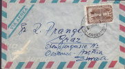 Argentina Via Aerea BUENOS AIRES 1960 Cover Letra GRAZ (Arr.) Austria Campionato Mundial Tiro Shooting World Cup Stamp - Argentinien