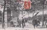 PARIS - Sur Le Boulevard Saint-Martin - Kiosque à Journaux - Animé - Arrondissement: 10