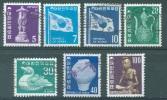 SOUTH KOREA  - 1969-1970 - USED/OBLIT.  - Yv 533 - 537 Mi 654 - 658 700 - 701  - Lot 13214 - Corée Du Sud