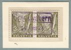 Grosswabern / Oblitération Chemin De Fer / Bundesbahn Sur  Paire Zums. 194 / 24 Juni 1936 - Ferrovie