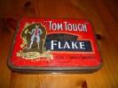 Hinged Metal Tobacco Tin - Tabaksdozen (leeg)