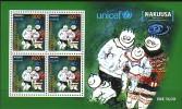 2012 groenland neuf ** bloc n� 56 dessin d'enfant : unicef