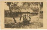 Liberia Haut Cavallly Chasseur Elephant Avec Defenses Ivoire Elepahnt Hunter Ivory - Liberia